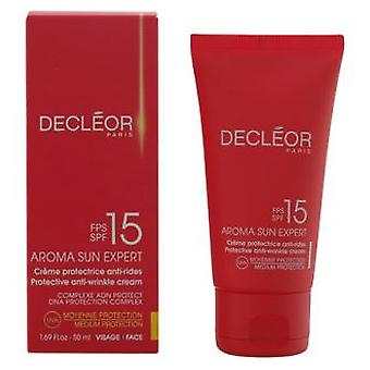 Decléor Paris Aroma Sun Expert Cream Protectrice Anti Rides SPF 15 50 ml