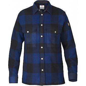 Fjallraven Mens Canada Shirt Uncle Blue (X-Large)