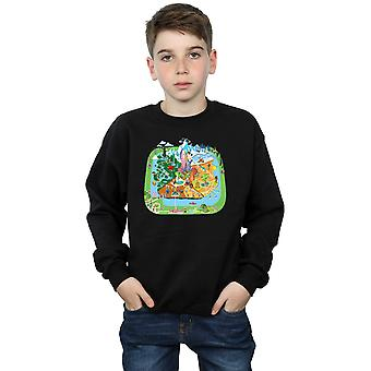 Disney Boys Zootropolis City Sweatshirt