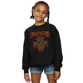 Pantera Girls Death Rattle Sweatshirt