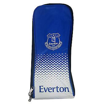 Everton FC Official Fade Football Crest Shoe/Boot Bag