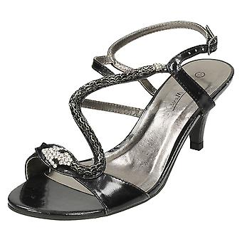 Ladies Anne Michelle Strappy Sandals