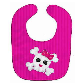 Carolines Treasures  BB8780BIB Skull and Cross Bones Baby Bib