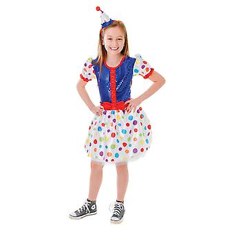Clown Dress + Headband (M)
