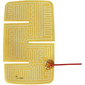 HGV wing mirror heater pad self-adhesive 24 Vdc, 24 Vac 20 W IP rating IPX4 (L x W) 235 mm x 144.5 mm Thermo