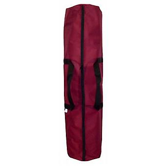Luifel Pole rits Carry Bag halve grootte in waterdichte heavy duty canvas materiaal
