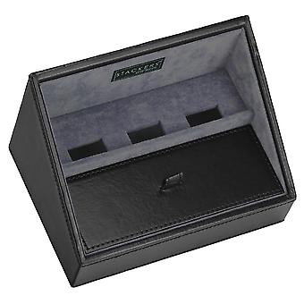 Gents Exec Black Valet Tray for Mobile Phones
