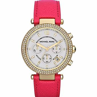 Michael Kors Ladies' Parker Chronograph Watch MK2297