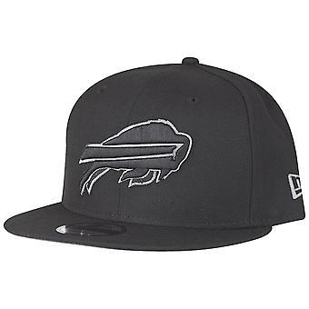 New era 9Fifty Snapback Cap - Buffalo Bills black / grey