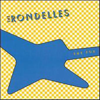 Rondelles - Fox [CD] USA import