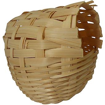 Tyrol Rattan Nest Pagoda M For Birds Exo