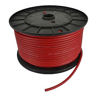 Cobra microphone cable on the reel (50 metres).