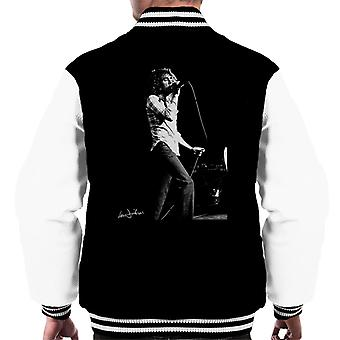 Roger Daltrey The Who Quadrophenia Tour London 1973 Men's Varsity Jacket