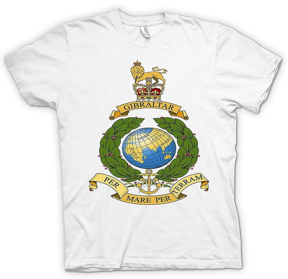 T-shirt pour femme - Logo Royal Marine - Per Mare Per Terram