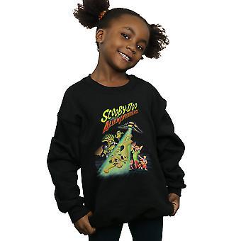 Scooby Doo-Mädchen und die Außerirdischen Invasoren Sweatshirt