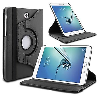 360 degree black cover case for Samsung Galaxy tab S3 9.7 T820 T825