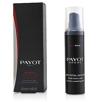 Payot Optimale Homme Anti-Wrinkle Smoothing Fluid 50ml/1.7oz