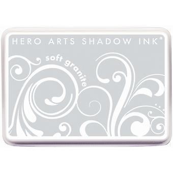 Hero Arts Shadow Ink Pad-Soft Granite