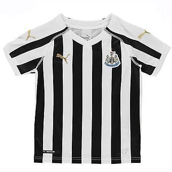 2018-2019 Newcastle Home Football Shirt (Kids)