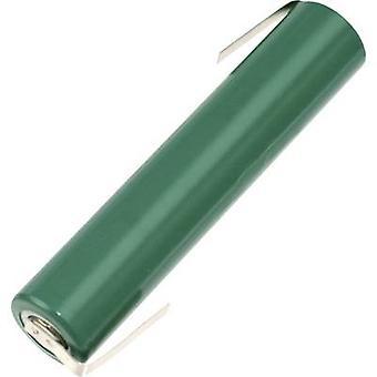 FDK HR5/4AAAU-LF ustandardiserte batteri (oppladbart) 5/4 AAA Z loddetinn kategorien NiMH 1,2 V 830 mAh