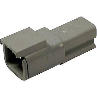TE Connectivity DTM 04-2P