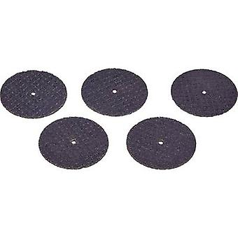 Corte disco (rectas) de 32 mm 3.2 mm Dremel 426 2615042632 5 PC