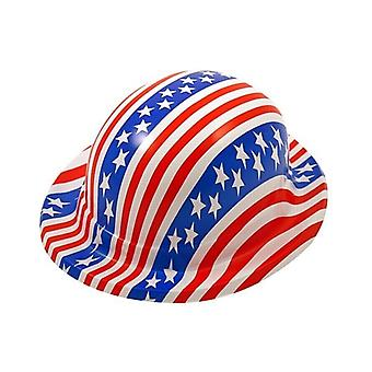 Union Jack Wear USA American Bowler Hat - Ryder Cup