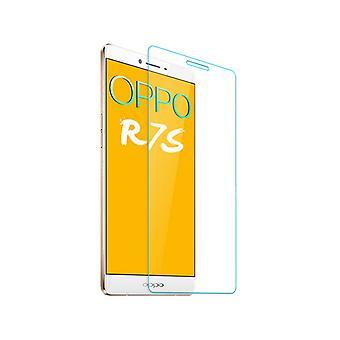 OPPO R7s écran protecteur 9 H stratifié verre réservoir protection verre trempé verre
