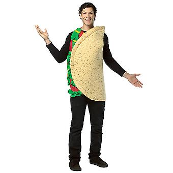 Taco Munchies Mexico Food National Taco Day Mexico Día Del Womens Mens Costume