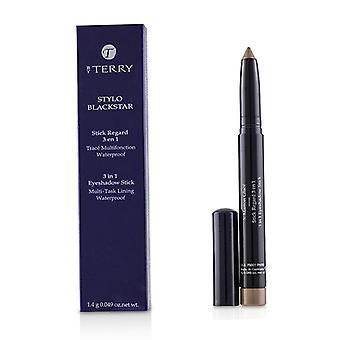 Por Terry Stylo Blackstar 3 en 1 impermeable sombra de ojos Stick - # 5 Marron Glace - 1.4g/0.049oz