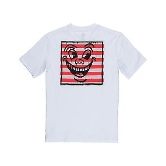 Element Keith Haring Smile Short Sleeve T-Shirt