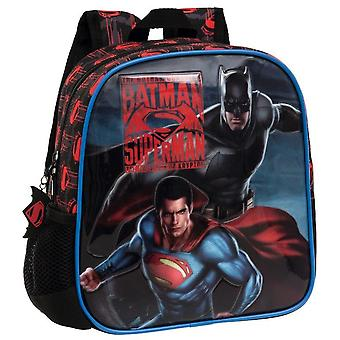 Batman vs Superman mini school rugzak