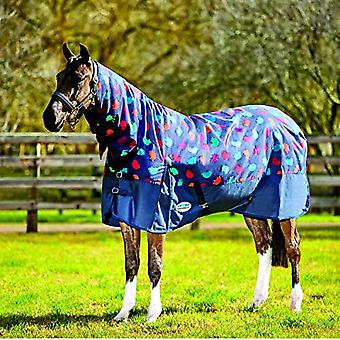 Weatherbeeta Comfitec Medium Essential Combo Neck Turnout Rug