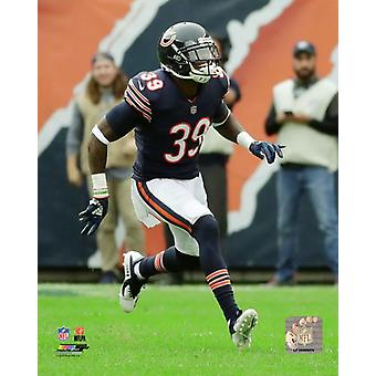 Eddie Jackson 2018 Action Photo Print
