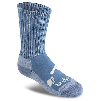 Bridgedale Boys & Girls WoolFusion Trekker Durable Socks