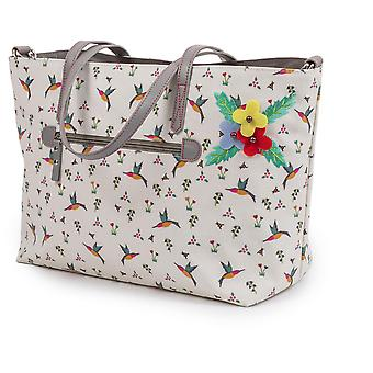 Rosa forro Nothinghill Tote