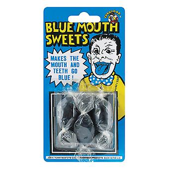 Bnov Blue Mouth Sweets, Pack Of 3