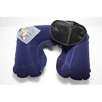 Travel set 3-in-1 | Blindfold, Earplugs & Neck Pillow