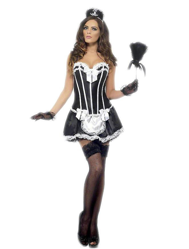 Waooh 69 - Mona Maid Suit