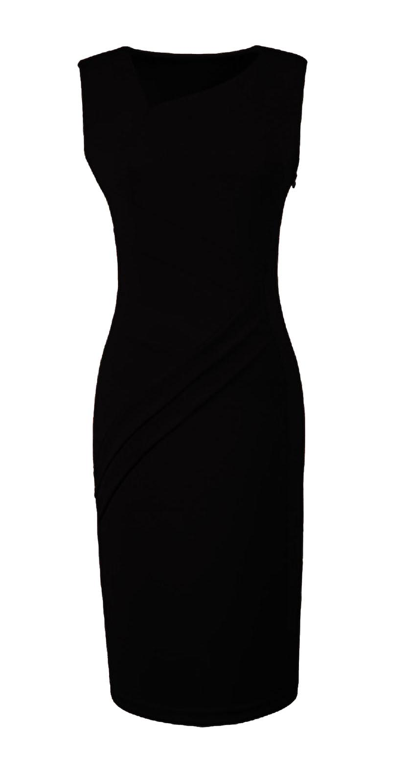 Waooh - chic dress with asymmetrical straps Phat