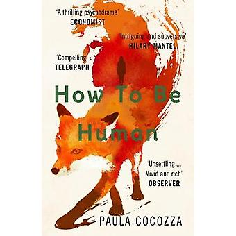 How to Be Human by Paula Cocozza - 9780099510772 Book