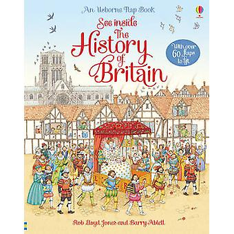 See Inside History of Britain by Rob Lloyd Jones - Barry Ablett - 978
