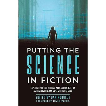 Mettre la Science en Fiction - conseils d'experts pour l'écriture avec Authen
