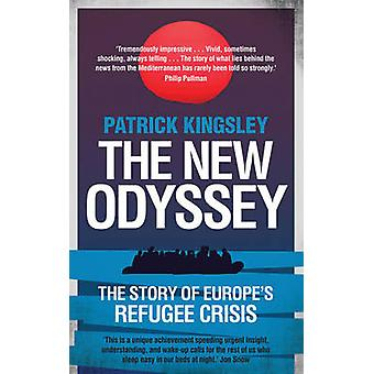 The New Odyssey - The Story of Europe's Refugee Crisis (Main) by Patri