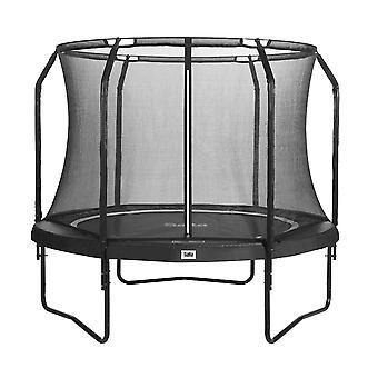 Salta Premium Black trampoline met veiligheidsnet ⌀366 cm