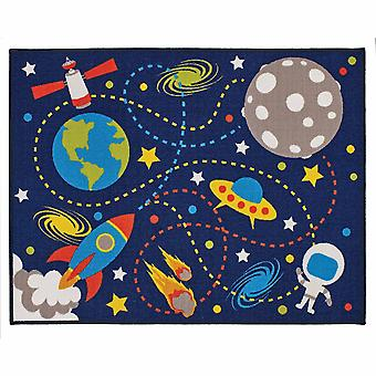 Playtime Moon Mission Rugs