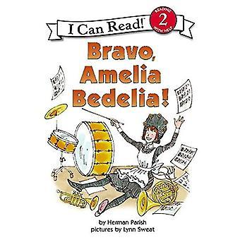 Bravo Amelia Bedelia (ich kann Bücher lesen: Stufe 2 (Harper Taschenbuch))