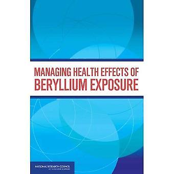Managing Health Effects of Beryllium Exposure