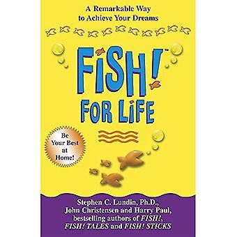 Fisk! för livet: ett märkligt sätt att uppnå dina drömmar