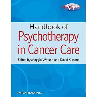 Manuale di psicoterapia nella cura del cancro: Guida alla formazione della società internazionale di psico-oncologia